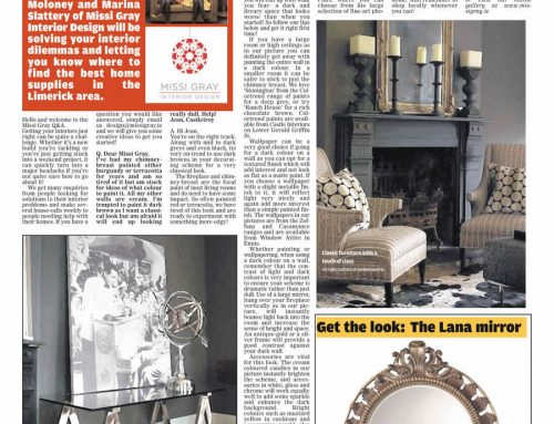Munster Interiors Calm and Cosy Missi Gray